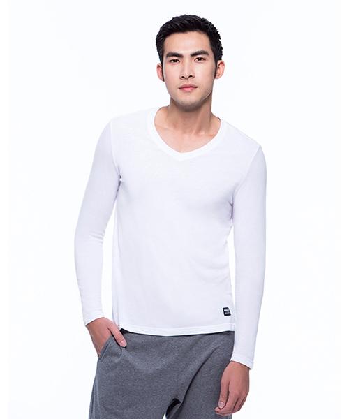 FREEWEAR                       男V領長袖衫