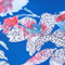 藍東方花型