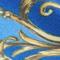 皇家藍方巾