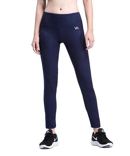 YA系列-享動時尚                      女格絨內搭長褲