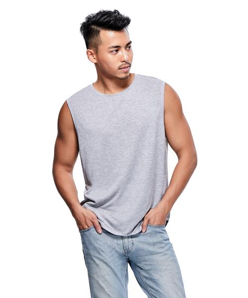 極速快乾男防臭寬肩背心-機動棉-3GUN |男性時尚內衣褲MIT品牌