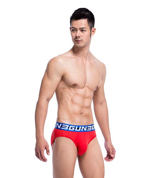 3GunSitename-吸排-極彈涼爽男真快乾三角褲