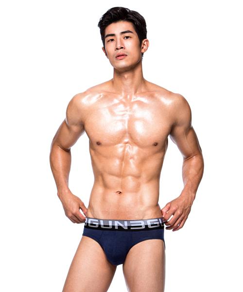 3GunSitename-親膚-極細柔滑男莫代爾三角褲