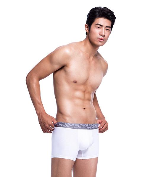 天翼‧能鍺AIR                       透氣網眼男彈力棉平口褲
