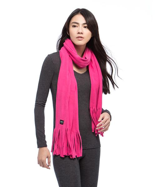 ACCESSORY                      FLEECE造型保暖圍巾