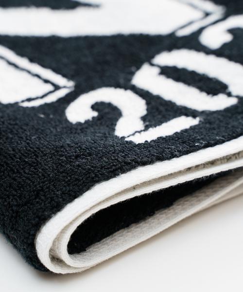 柔軟毛圈運動長毛巾-ACCESSORY-3GUN  男性時尚內衣褲MIT品牌