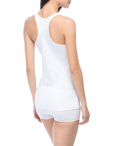 女小窄肩挖背背心-棉感-3GUN |男性時尚內衣褲MIT品牌