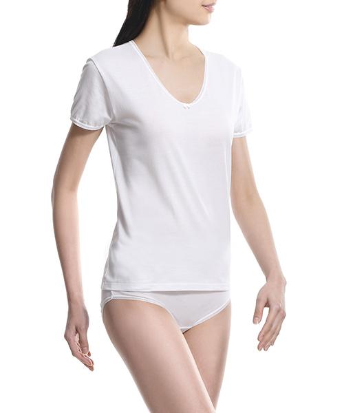 金絲棉系列                          夏女短袖