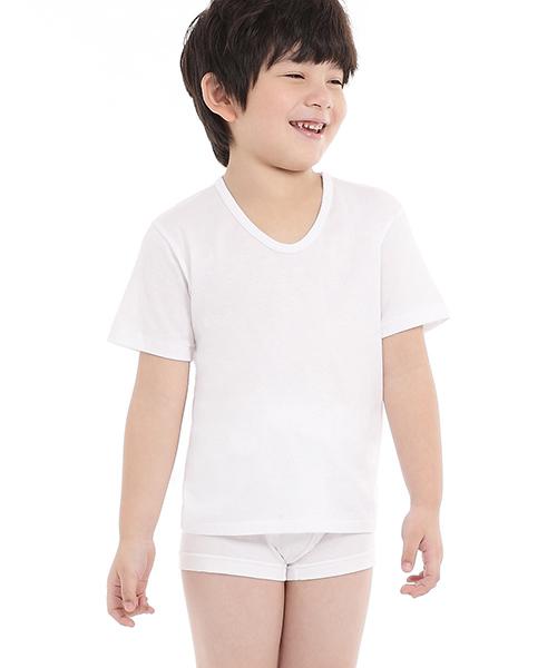 金絲棉系列                          夏男童短袖