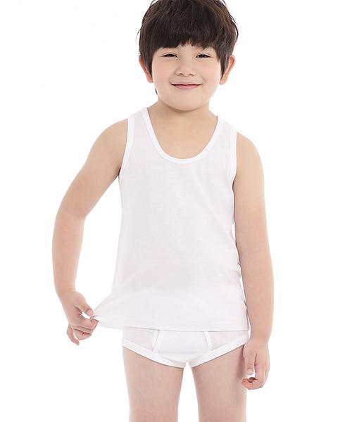 金絲棉系列                          夏男童背心