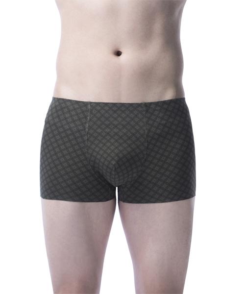 男印花平口褲-褲品系列-城市旅人-3GUN |男性時尚內衣褲MIT品牌
