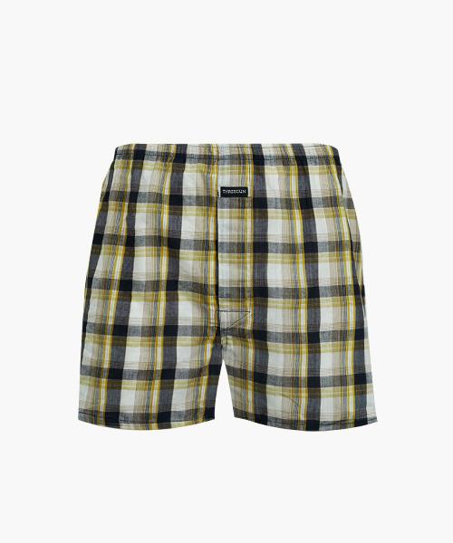 男內包印花平口褲-褲品系列-3GUN |男性時尚內衣褲MIT品牌