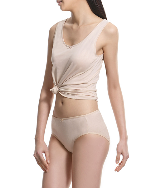 金絲棉系列                          女低腰三角褲