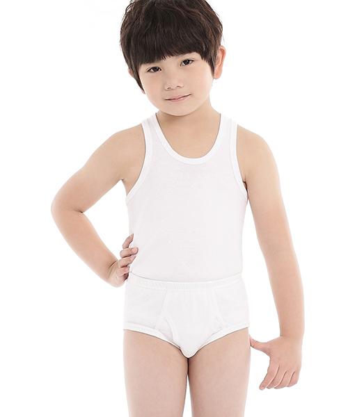 金絲棉系列                          男童三角褲