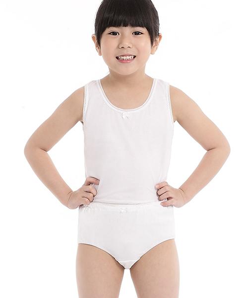 金絲棉系列                          女童三角褲