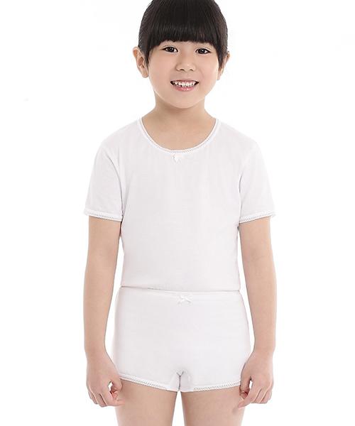 金絲棉系列                          女童平口褲