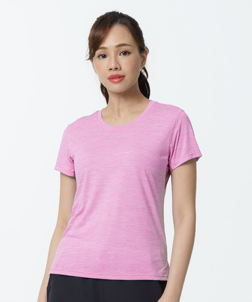 舞龍紋女快乾圓領短袖衫-YA系列-排汗密碼-3GUN  男性時尚內衣褲MIT品牌