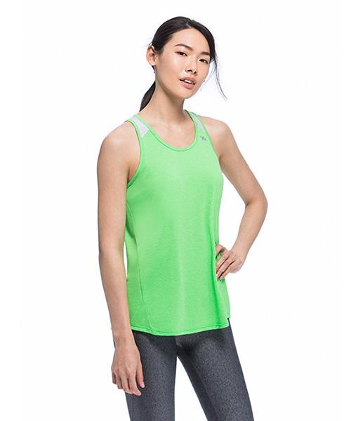 YA系列-排汗密碼                      女剪接窄肩背心
