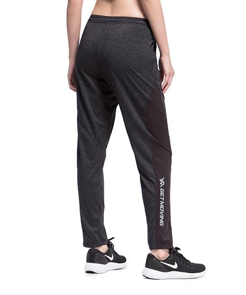 YA系列-排汗密碼                      女運動休閒縮口褲