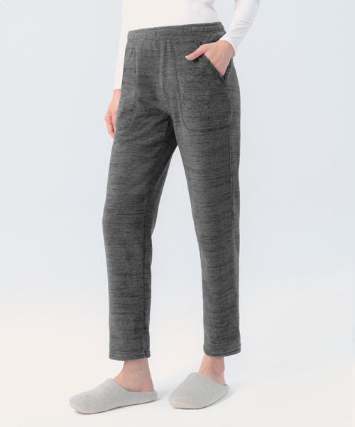 女刷絨居家長褲-自由空間-FLEECE-3GUN  男性時尚內衣褲MIT品牌