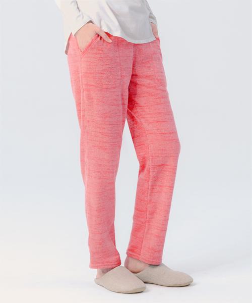 女刷絨居家長褲-自由空間-FLEECE-3GUN |男性時尚內衣褲MIT品牌