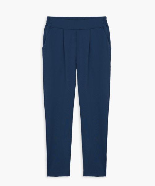 輕彈磨毛女鬆緊帶縮口長褲-都會休閒-休閒褲-3GUN |男性時尚內衣褲MIT品牌