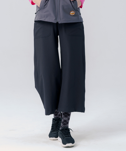 女機能彈性九分褲-輕戶外休閒-平織休閒褲-3GUN |男性時尚內衣褲MIT品牌