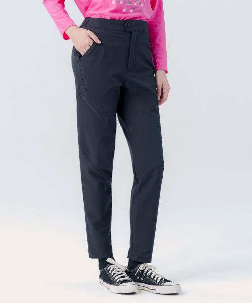 超撥水女機能彈性工作褲-輕戶外休閒-平織休閒褲-3GUN |男性時尚內衣褲MIT品牌