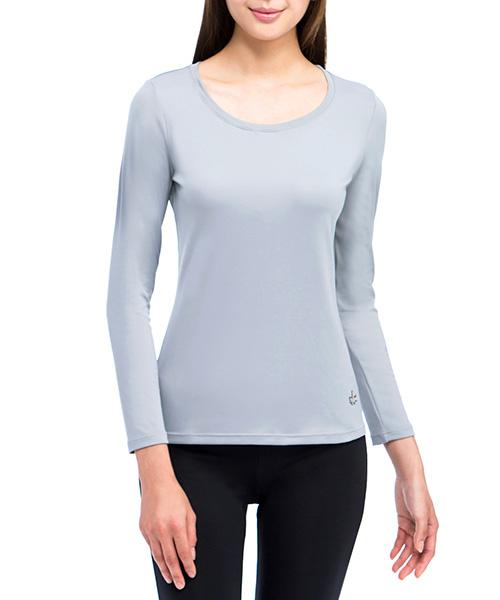 旅行系列-2級                        女圓領長袖衫