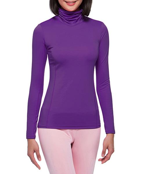 旅行系列-3級                        女雙層翻領長袖衫