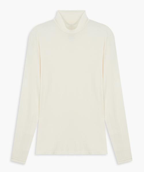 女半高領長袖衫-HEATPLUS-3GUN |男性時尚內衣褲MIT品牌
