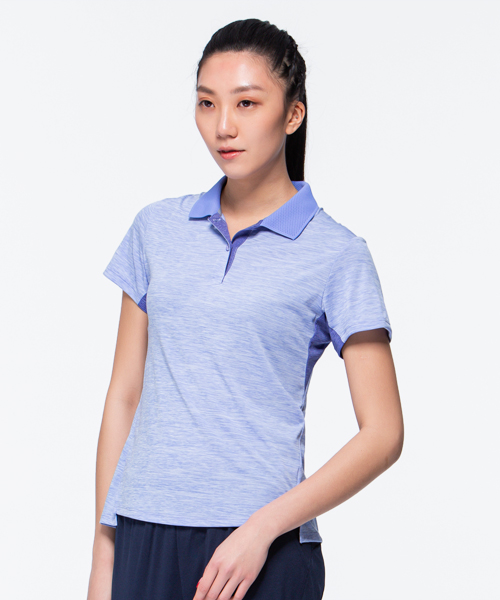 舞龍紋女透氣格領POLO-YA系列-享動時尚-3GUN |男性時尚內衣褲MIT品牌