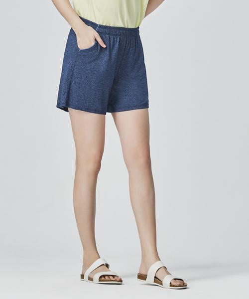 輕盈柔滑女短褲-自由空間-輕舒-3GUN |男性時尚內衣褲MIT品牌