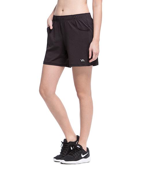 YA系列-排汗密碼                      女透氣運動短褲