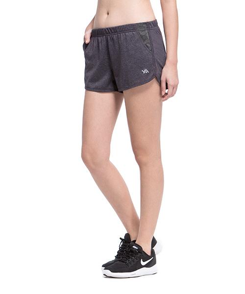 YA系列-排汗密碼                      女運動休閒短褲