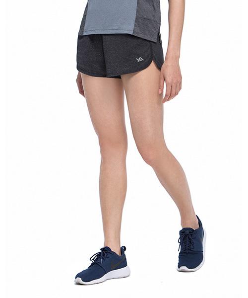 YA系列-排汗密碼                      女運動短褲