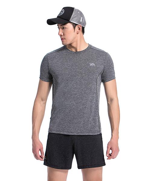 YA系列-排汗密碼                      男圓領短袖衫