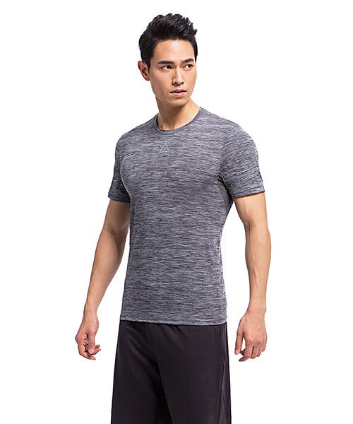 YA系列-排汗密碼                      男快乾圓領短袖衫