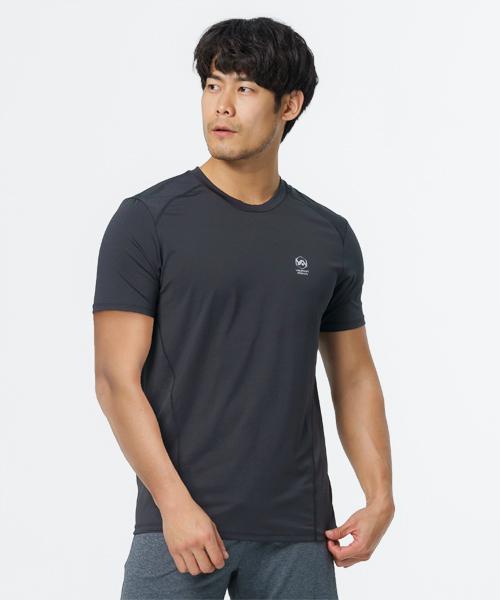 專利吸排男降溫鋁點短袖衫-YA系列-排汗密碼-3GUN  男性時尚內衣褲MIT品牌