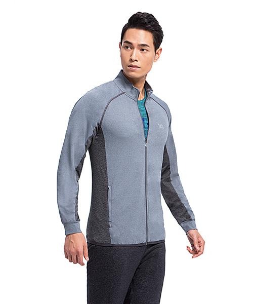 YA系列-享動時尚                      男收納式立領外套