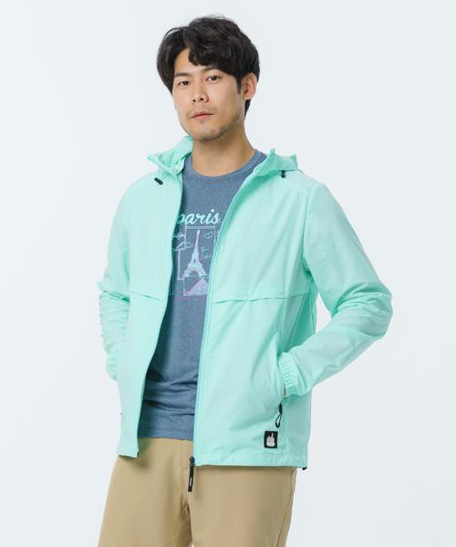 超撥水男防風連帽外套-都會休閒-外套-3GUN |男性時尚內衣褲MIT品牌