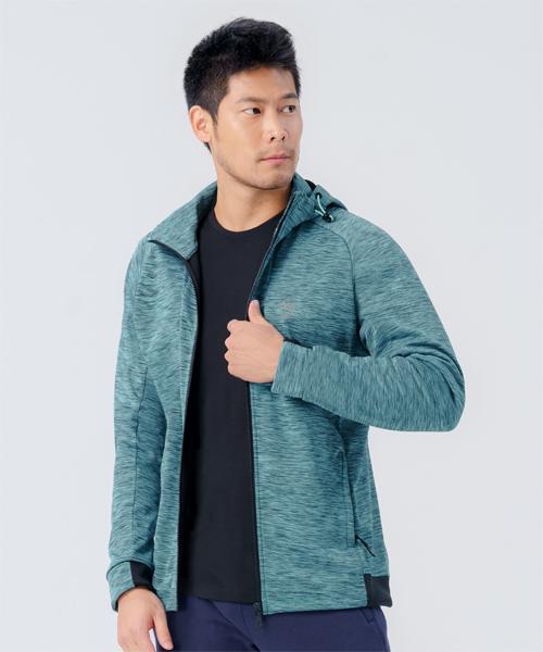超撥水男防風隔濕連帽外-YA系列-享動時尚-3GUN |男性時尚內衣褲MIT品牌