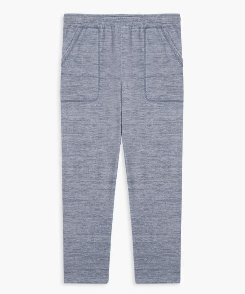 男刷絨居家長褲-自由空間-FLEECE-3GUN |男性時尚內衣褲MIT品牌