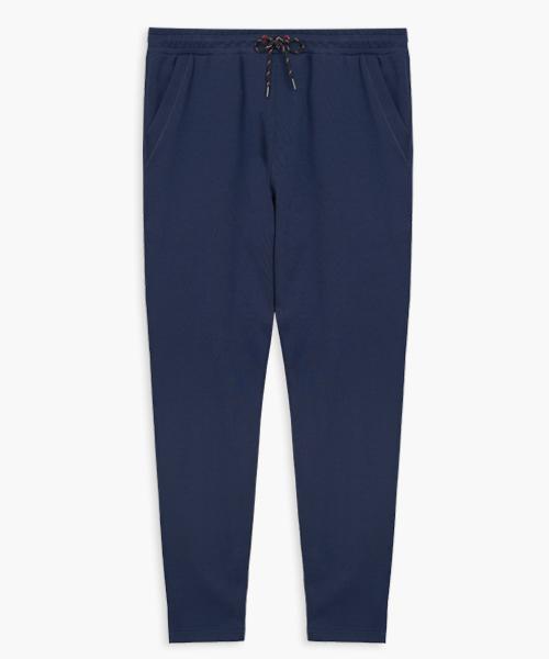 羅馬布男棉柔休閒長褲-都會休閒-休閒褲-3GUN |男性時尚內衣褲MIT品牌