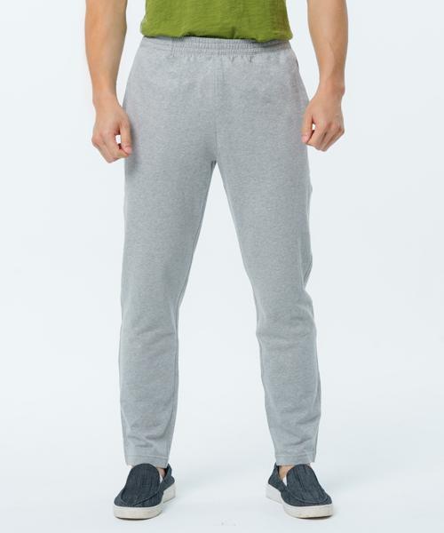柔軟棉織男長褲-自由空間-魚鱗布-3GUN |男性時尚內衣褲MIT品牌