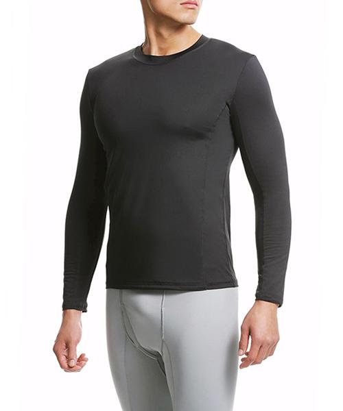 旅行系列-3級                        男雙層圓領長袖衫