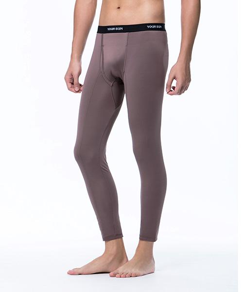 旅行系列-3級                        男雙層內著長褲