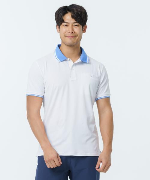 專利吸排男口袋短袖POLO-都會休閒-POLO-3GUN |男性時尚內衣褲MIT品牌