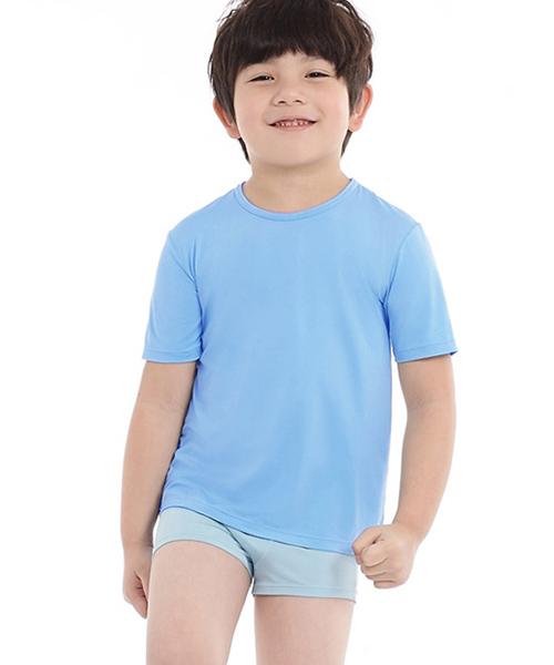COOLPLUS旅行                     童吸排圓領短袖