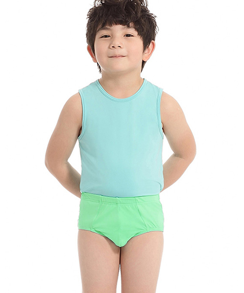COOLPLUS旅行                     男童吸排三角褲